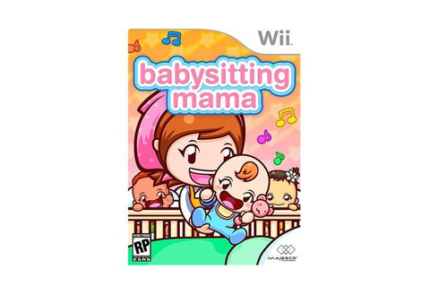 Babysitting Mama Wii Game - Newegg.com