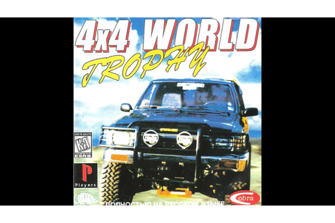 4x4 World Trophy (a.k.a. Test Drive - Off-Road 3) [Rus ...
