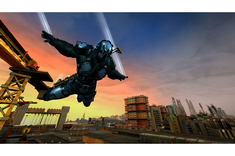 Games: Crackdown 2 Pushes Xbox 360 to the Blasting Point ...