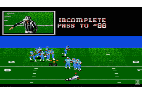 College Football USA 97 SNES Gameplay HD - YouTube