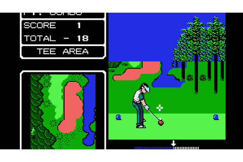 [TAS] NES Lee Trevino's Fighting Golf by Acmlm in 08:25.17 ...