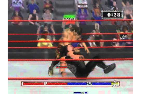 WWF Attitude Era PC Game - YouTube