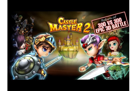 Castle Master 2 Android GamePlay Trailer (HD) [Game For ...