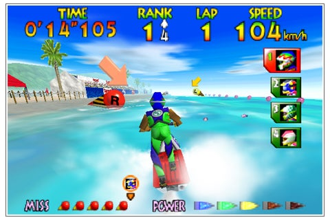 Wave Race 64 Review - IGN