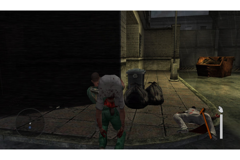 Manhunt 2 Game - Free Download Full Version For Pc
