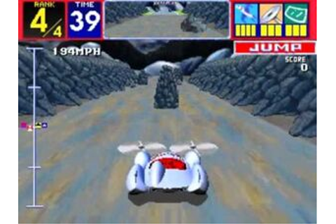 Speed Racer (1995 game) | Speed Racer | FANDOM powered by ...