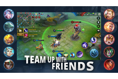DOWNLOAD Arena of Valor: 5v5 Arena Game v 1.18.2.1 APK ...