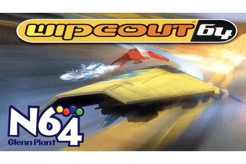 Wipeout 64 - Nintendo 64 Review - HD - YouTube