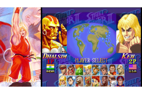 Street Fighter Anniversary Collection (Playstation 2 / PS2 ...