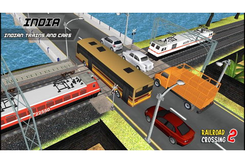 Railroad Crossing 2 (India Level 1 - 20 and Get USA ...