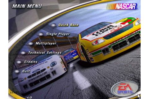 NASCAR 2000 Review - GamingExcellence
