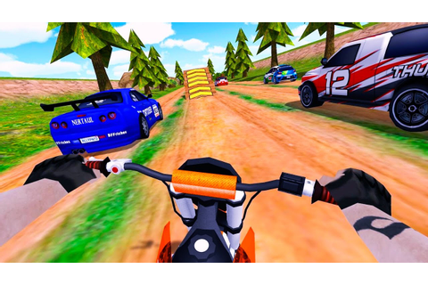 Dirt Bike Rally Racing Turbo Android Gameplay HD Video ...