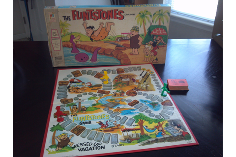 Flintstones Games