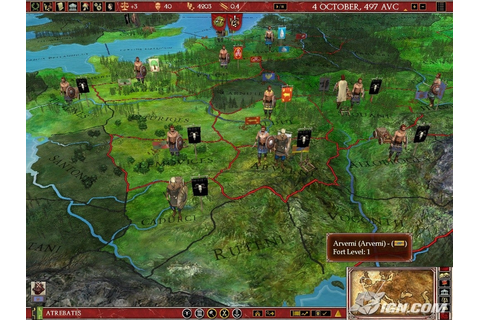 Europa Universalis: Rome Gold Screenshots, Pictures ...
