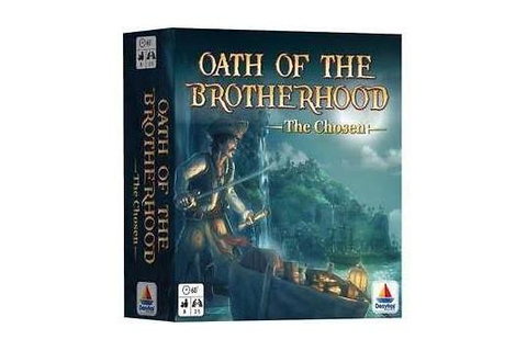 Oath of the Brotherhood | Board Game | Zatu Games UK