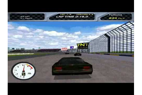 Retro PC Gaming 2: Viper racing, 1998 by Monster Games ...