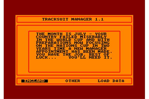 Download Tracksuit Manager - My Abandonware