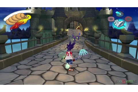 Ape Escape 3 - Gameplay PS2 HD 720P - YouTube
