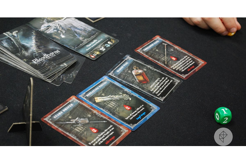 Bloodborne: The Card Game is relentless and seductive ...