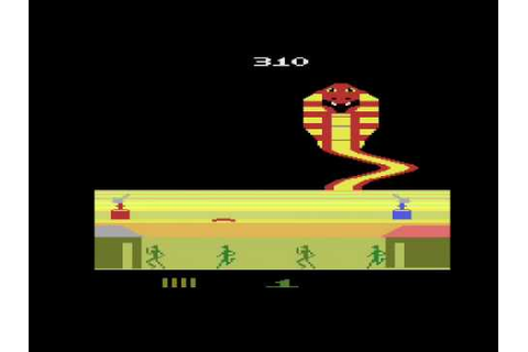 G.I. Joe: Cobra Strike for the Atari 2600 - YouTube
