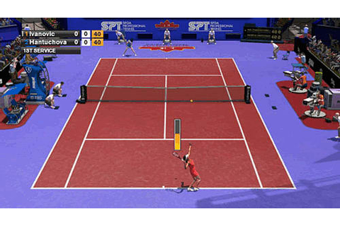 Buy Virtua Tennis 2009 on PlayStation 3 | GAME