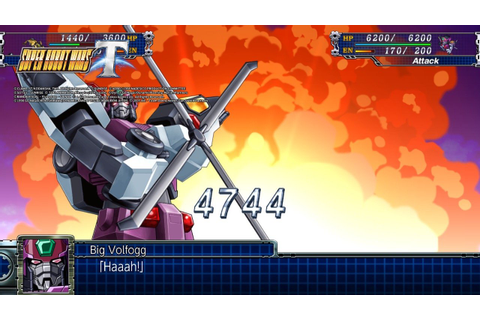 Super Robot Wars T (Nintendo Switch) Game Profile | News ...