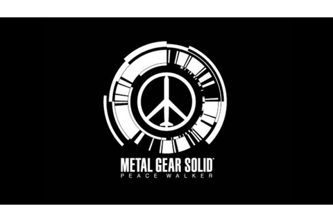 Metal Gear Solid: Peace Walker Game Over Theme - YouTube