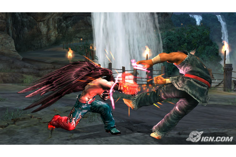 Tekken: Dark Resurrection Screenshots, Pictures ...