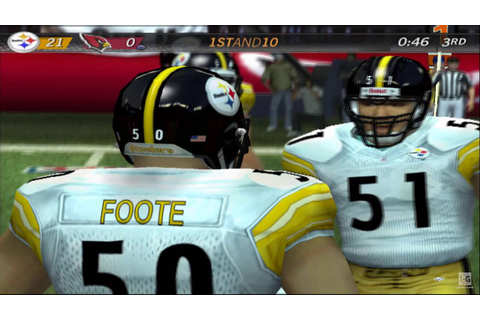 Madden NFL 09 PS2 Gameplay HD - YouTube