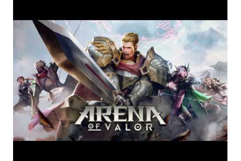 Arena of Valor: 5v5 Arena Game - YouTube