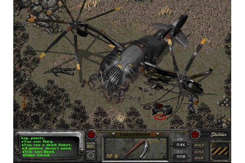 Fallout 2 - PC Review Download | Old PC Gaming