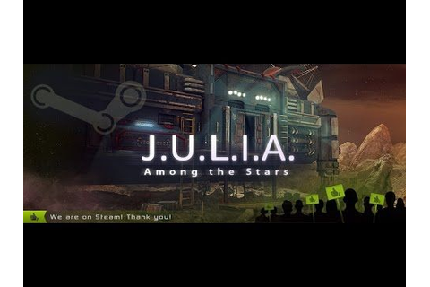 J U L I A Among the Stars Gameplay (PC) | Best games ...