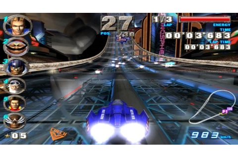 Top 5 F-Zero Cars/Racers/Vehicles | Numb3r5s's Blog