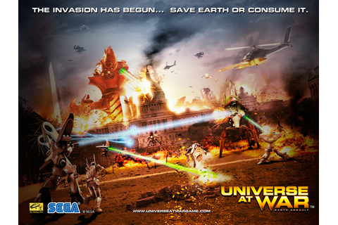 RTS Base Competition image - Universe at War: Earth ...