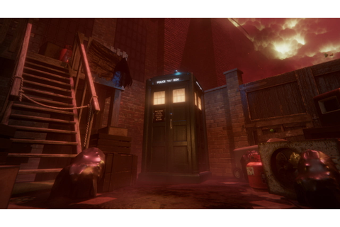 Doctor Who: The Edge of Time preview - Thumbsticks