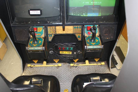 Steel Talons Arcade Game | Maple Lake Video Game Surplus ...