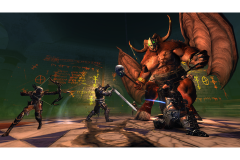 MMORPG Neverwinter Coming To PS4 This Year, New Expansion ...