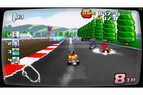 Super Indie Karts PC 60FPS Gameplay | 1080p - YouTube
