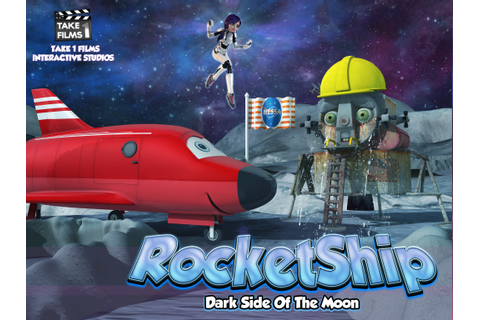 RocketShip Dark Side Of The Moon - Kids Kindle Slideshow ...
