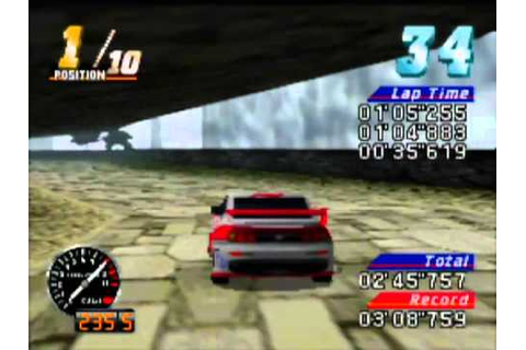 MRC: Multi-Racing Championship Game Sample - N64 - YouTube