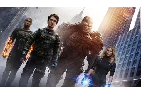 FANTASTIC FOUR Characters TRAILER - YouTube