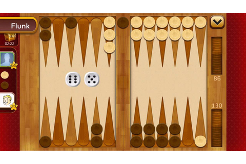 Backgammon Plus (Peak Games) - Best Mobile Backgammon ...