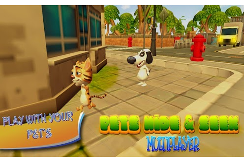 Hide & Seek : Cat vs Dog APK 1.0 - Free Adventure Games ...