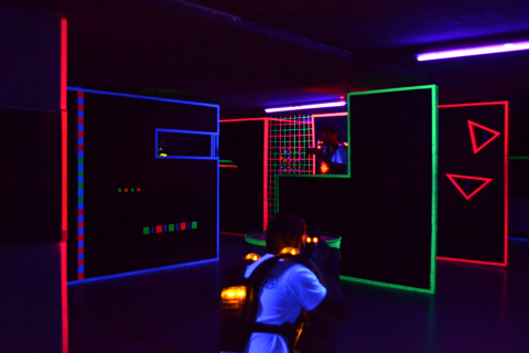 Image Gallery laser arena