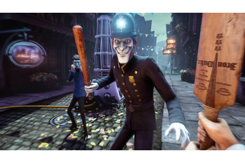 Drug-fueled survival game We Happy Few hits retail next ...