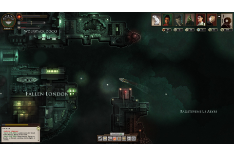 Thoughts: Sunless Sea | The Scientific Gamer