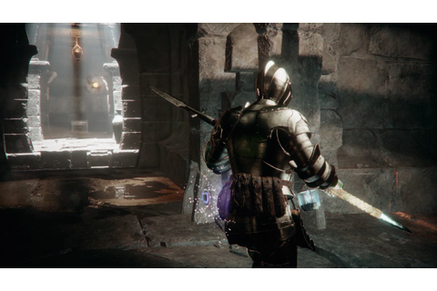 "Deep Down's dungeon generation has ""infinite variations ..."