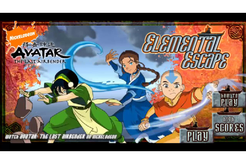cool games - Avatar Elemental Escape -free game - free ...