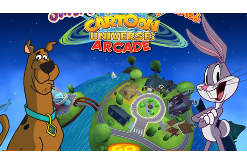 Scooby Doo & Looney Tunes: Cartoon Universe Arcade - Games ...