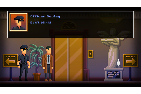 The Darkside Detective Review | GamesReviews.com